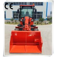 Buy cheap multifunction articulated boom loader TL1500 skid steer loaders for sale from wholesalers