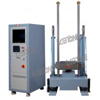 Buy cheap Mechanical Shock Test Equipment With 50kg Payload Perfoms Half Sine 100g 11ms from wholesalers