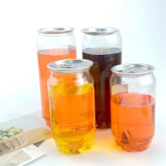 Buy cheap Food Grade PET 8 Oz Plastic Drinking Bottles Transparent OEM ODM from wholesalers