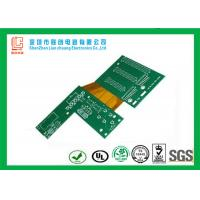 Buy cheap Immersion silver rigid-flex-PCB , halogen free rigid flex pcb manufacturers from wholesalers