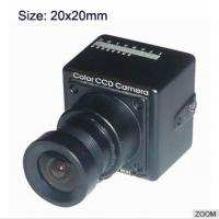 Buy cheap 550TVL Miniature Color High Resolution Mini Spy Camera product