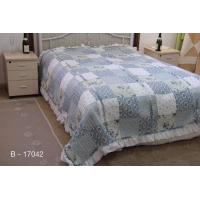 Buy cheap polyester quilts,bedspreads,comforters,patchwork,ruffled stitching quilts,bedding set from wholesalers