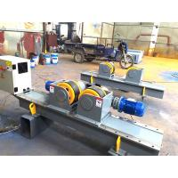 Buy cheap 5000kg Capacity Pipe Supports Stands With Hand Control Box And Foot Pedal product