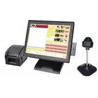 Buy cheap Touch Screen Retail EPOS Systems With Vfd Customer Display High Brightness from wholesalers