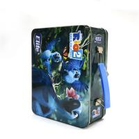 Buy cheap Personalized Children's Tin Lunch Boxes product