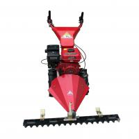 Buy cheap new model agricultural machinery gasoline and diesel engine mini tiller scythe mower, mini tractor scythe mower from wholesalers