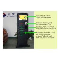 Buy cheap Customized Cell Phone Charging Station With Metal Keypad And LED from wholesalers