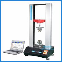Top quality ASTM Used Pull Test Equipment Rubber Testing Machine for Wire , Cable for sale