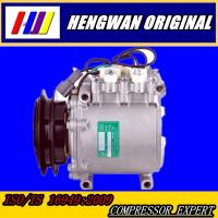Buy cheap car air condititoner compressor for  MITSUBISHI TRUCK from wholesalers