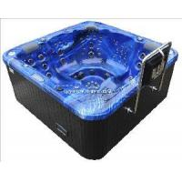 Buy cheap 5 Person and 2 Lounge Seats Hot SPA with Outward TV (A520) product