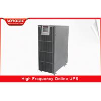 Buy cheap 1-20KVA high frequency ups Large LCD display and Intelligent Battery Monitors from wholesalers