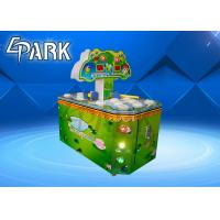 Buy cheap Hit Frog Redemption Game Machine 2 Players Kids Hammer Game Machine from wholesalers
