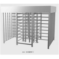 Buy cheap Stainless Steel Manual Full Height Turnstile ESD Static Speed Gate Systems for library from wholesalers