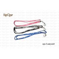 Buy cheap Pink Black Ego Lanyard Ring For Package Electronic Cigarette Vapcigar from wholesalers