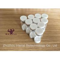 Buy cheap Muscle Building Protein Peptide Hormones Lyophilized Powder Cjc-1295 Dac with GMP from wholesalers