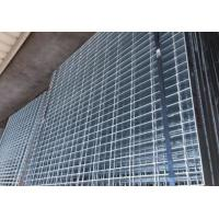 Buy cheap Professional Galvanized Metal Grating 1 - 12m Length Custom For Walkway / Traffic from wholesalers