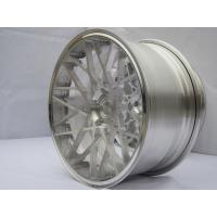 Buy cheap BA12/Monoblock Forged wheels for audi A7/silver wheels/Heat treatment/Aluminum 6061 from wholesalers