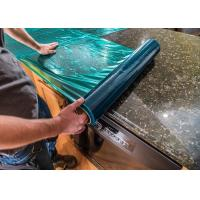 Buy cheap Counter Tops Marble Protection Film , PE Material Floor Protection Film from wholesalers