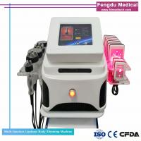 Buy cheap Multifunctional Lipolaser Ultrasonic Cavitation RF Body Slimming Beauty Machine from wholesalers