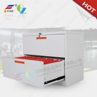 Buy cheap OZ Laterial filing cabinet white color for office/goverment/school/college,KD structure product