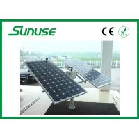 Buy cheap Small size solar panel mounting system , mini solar tracker with different array from wholesalers