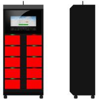 Buy cheap Hangzhou Yugu Intelligent Charging Cabinet For Electric Bicycle Lithium Battery from wholesalers