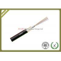 Multi Core Aerial Fiber Optic Cable  With Unitube Non Metallic Non Armored GYFXY