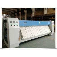Buy cheap Auto Industrial Laundry Flatwork Ironer Roller Iron For Bed Sheets Easy Operate from wholesalers