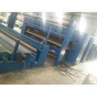 Buy cheap Greenhouse Recycled Fiber Felt Making Machine / Asphalt Membrane Production Equipment from wholesalers