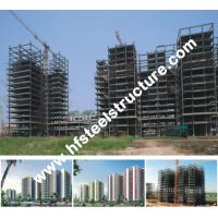 Buy cheap Hot Dip Galvanized, Electric Galvanized, Painting Prefabricated Commercial Steel Building from wholesalers