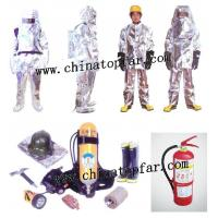 Buy cheap Fireman protective clothing,EEBD, breathing apparatus,chemical protective clothing,portable foam applicator from wholesalers