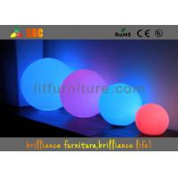Buy cheap Colors changeable LED ball for decor and party LED Lighting Decorations from wholesalers