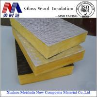Buy cheap Building Construction Material Glass Wool Insulation Price from wholesalers