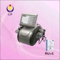 Buy cheap RU+ 5 Multi-polar RF Vacuum Cavitation Beauty Equipment product