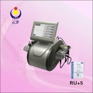 Buy cheap RU+ 5 Multi-polar RF Vacuum Cavitation Beauty Equipment product