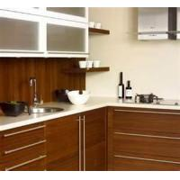 Buy cheap waterproof seamless Solid Surface countertop, elegant texture vanity tops, table tops from wholesalers