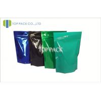 Buy cheap 500ml Foil Liquid Stand Up Pouches Colorful Gravure Printing Standing Pouch product