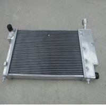 Buy cheap Aluminum racing radiator for PEUGEOT 106 GTi & Rallye/CITROEN SAXO/VTR 91-01 from wholesalers