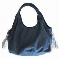 Buy cheap Canvas Handbag with Double Handle and Polyester Lining from wholesalers