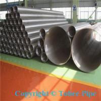 Buy cheap Sprial Welded Steel Pipe for water transportation from wholesalers