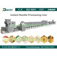 Buy cheap Commercial Instant Noodle Production Line with recipe , SS304 Material from wholesalers