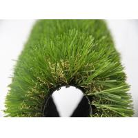 Buy cheap Childhood 25MM Fake Grass For Outside , Turf Synthetic Grass Rug 9600 Dtex product