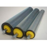 Buy cheap Automatic Fixed Pipe Conveyor Belt Rollers Dust Proof Low Friction ISO9001 from wholesalers