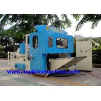 Buy cheap Single Fold Paper Towel Making Machine , Folded Facial Tissue Machine from wholesalers
