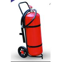 Buy cheap Fashion /  Beautiful St12 Trolley Fire Extinguisher 50 Kg Colorless For Factory product