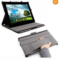 Buy cheap Handgrip Custom Asus Tablet Leather Case for MeMo Pad ME301T 10.1 Protective from wholesalers