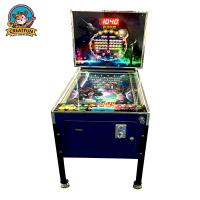 Buy cheap Full Size Coin Operated Game Machine Pinball Machines No Assemble 220V from wholesalers