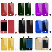 Buy cheap New! For iphone 4 lcd assembly color and electroplating with back cover product