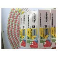 Systems Software Windows 8.1 Professional Product Key Sticker , Windows 8 Pro Label