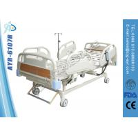 Buy cheap 2 Functions Powder Coating Rotating Hospital Electric Beds With Manual CPR from wholesalers